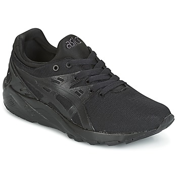 Chaussures Air max tnEnfant Baskets basses Asics GEL-KAYANO TRAINER EVO Noir