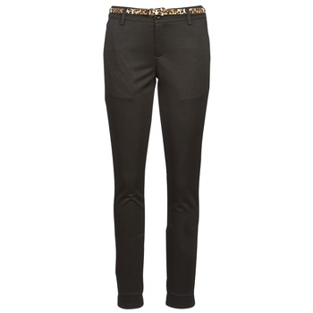 Vêtements Femme Pantalons 5 poches Betty London IGRIBANO Noir