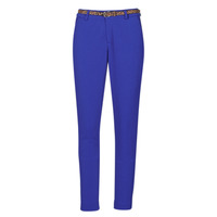 Vêtements Femme Pantalons 5 poches Betty London GRIBANO Marine