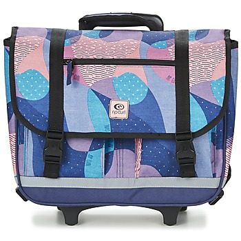 Cartable Rip curl camo wheely satchel