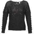 Vêtements Femme Pulls Vero Moda CARRARA Noir