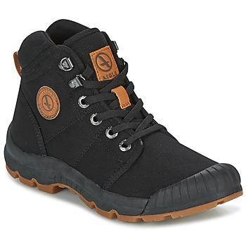 Chaussures Femme Boots Aigle TENERE LIGHT W Noir