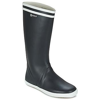 Chaussures Air max tnHomme Bottes de pluie Aigle GOELAND Marine / Blanc