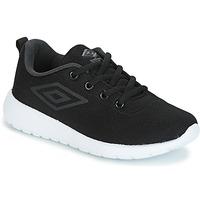 Chaussures Garçon Baskets basses Umbro DENFORD Noir