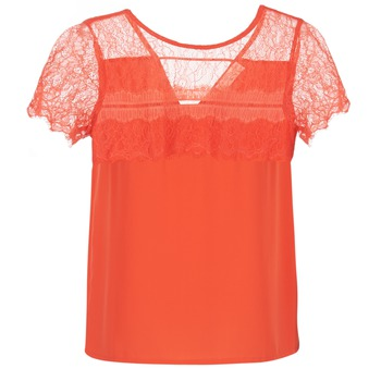 Vêtements Femme Tops / Blouses Moony Mood GERDUS Orange