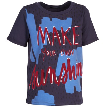 Vêtements Femme T-shirts manches courtes Kookaï EDITH Marine