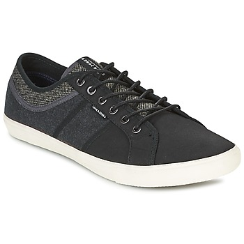 Chaussures Homme Baskets basses Jack & Jones ROSS WINTER Anthracite