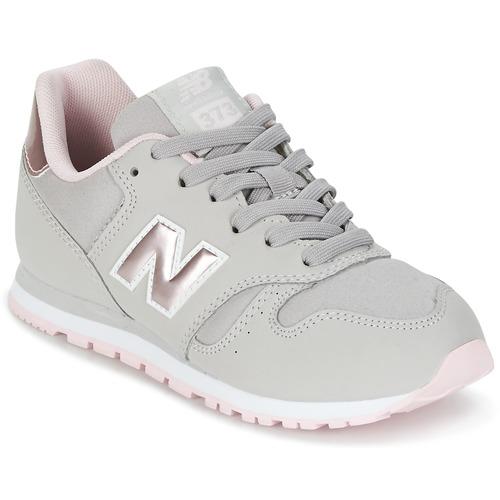 new balance kj374 gris rose chaussure pas cher avec chaussures baskets basses. Black Bedroom Furniture Sets. Home Design Ideas