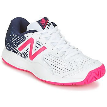 Chaussures Air max tnFemme Tennis New Balance WC697 Blanc