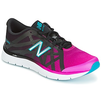 Chaussures Air max tnFemme Fitness / Training New Balance WX811 Rose / Noir
