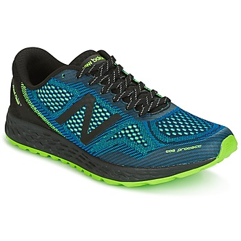 Chaussures Homme Running / trail New Balance GOBI Noir / Bleu / Jaune