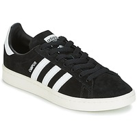 Chaussures Baskets basses adidas Originals CAMPUS Noir
