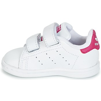 adidas Originals STAN SMITH CF I Blanc / Rose
