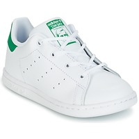 Chaussures Air max tnEnfant Baskets basses adidas Originals STAN SMITH I Blanc / Vert