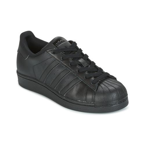 adidas Originals SUPERSTAR Noir