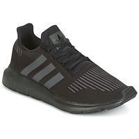 Chaussures Enfant Baskets basses adidas Originals SWIFT RUN J Noir