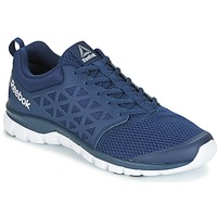 Chaussures Air max tnHomme Running / trail Reebok Sport SUBLITE XT CUSHION Marine / Blanc