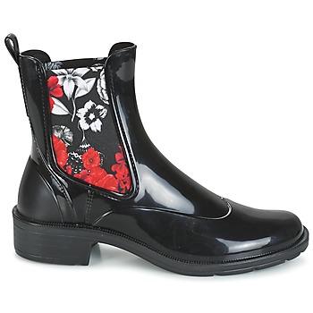 Boots Desigual mid rain boot bn red