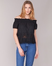 Vêtements Femme Tops / Blouses Betty London GABALI Noir