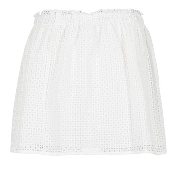 Vêtements Femme Jupes Betty London GIRMOU Blanc
