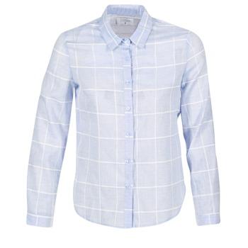 Vêtements Femme Chemises / Chemisiers Casual Attitude GAMOU Bleu / Blanc