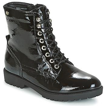 Chaussures Air max tnFemme Boots Xti PAMIDI Noir