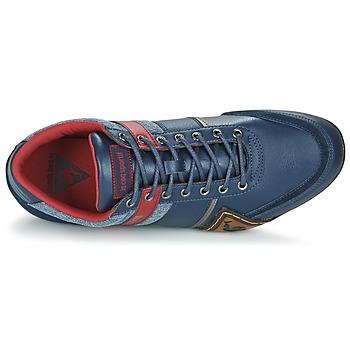 Le Coq Sportif ANDELOT S LEA/2TONES Bleu / Rouge