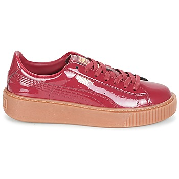 Baskets basses Puma Basket Platform Patent