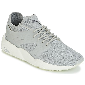 Chaussures Air max tnHomme Baskets basses Puma BLAZE CAGE EVOKNIT Gris