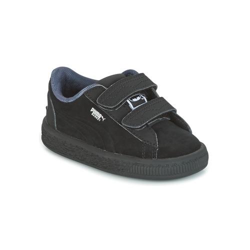 Puma Chaussures enfant SUEDE BATMAN V INF Puma soldes wWLxK