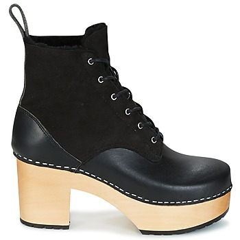 Bottines Swedish hasbeens HIPPIE LACE UP