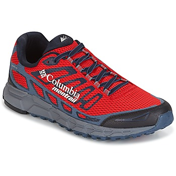 Chaussures Homme Running / trail Columbia BAJADA III Rouge