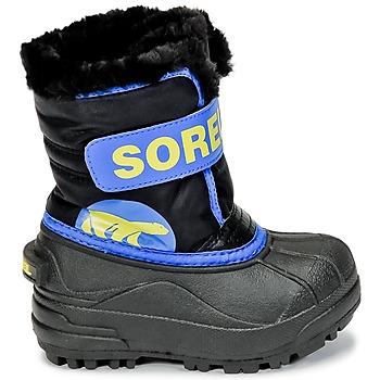 Bottes Neige enfant sorel childrens snow commander