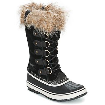 Chaussures Femme Bottes de neige Sorel JOAN OF ARCTIC Noir
