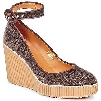Chaussures Femme Escarpins Castaner QUINTAY Marron