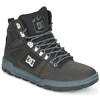 Chaussures Homme Baskets montantes DC Shoes SPARTAN HIGH WR Noir / Gris