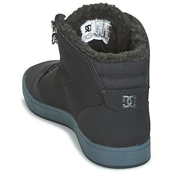 DC Shoes CRISIS HIGH WNT Noir / Gris
