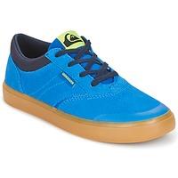 Chaussures Air max tnEnfant Baskets montantes Quiksilver BURC YOUTH B SHOE XBCB Bleu / Marron