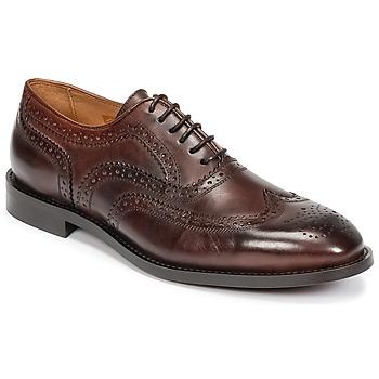 Chaussures Homme Derbies Hudson HEYFORD Marron