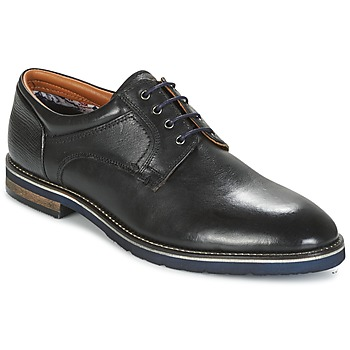 Chaussures Homme Derbies Salamander VASCO-AW Noir