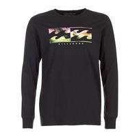 Vêtements Homme T-shirts manches longues Billabong INVERSE TEE LS Noir