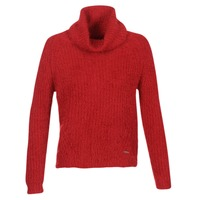 Vêtements Femme Pulls Billabong SHAGGY ESCAPE Rouge
