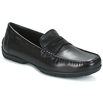 Chaussures Homme Mocassins Geox U MONET W 2FIT Noir