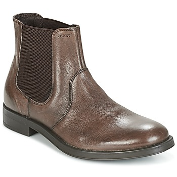 Chaussures Homme Boots Geox UOMO BLADE Marron
