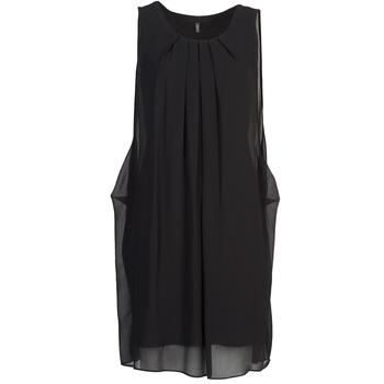 Vêtements Femme Robes courtes Naf Naf KLOLA Noir