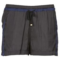 Vêtements Femme Shorts / Bermudas Naf Naf KAOLOU Noir
