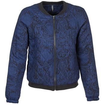Vêtements Femme Blousons Naf Naf LORRICE Bleu