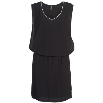 Vêtements Femme Robes courtes Naf Naf LYLOMA Noir