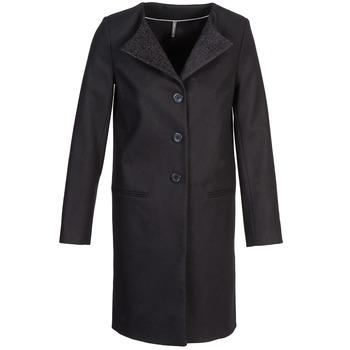 Vêtements Femme Manteaux Naf Naf APATI Noir