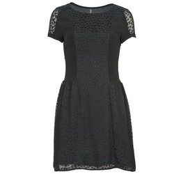 Vêtements Femme Robes courtes Naf Naf KEUR Noir